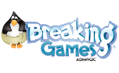 Breaking Games Logo