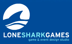 Lone Shark Games Logo