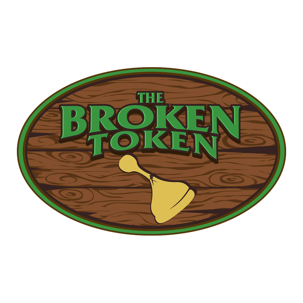 The Broken Token Logo