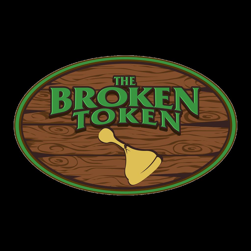 The Broken Token Logo